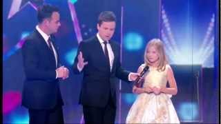 Jackie Evancho on Britain