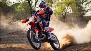 The fastest Indian to race the Dakar Rally: CS Santosh