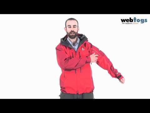 The Mountain Equipment Men's Changabang Jacket - Water And Bomb Proof Winter Mountaineering Jacket.