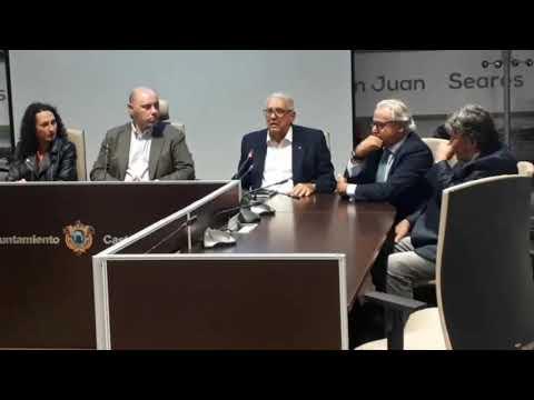 Inauguración de la exposición 'Una inmersión en la Historia' en Castropol