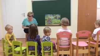 Художественная литература в младшей группе. Начальная школа-Детский сад