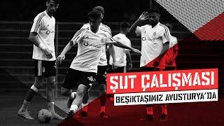 Antrenmanda şut çalışmaları 🚀🎯 #Beşiktaş | Beşiktaş JK