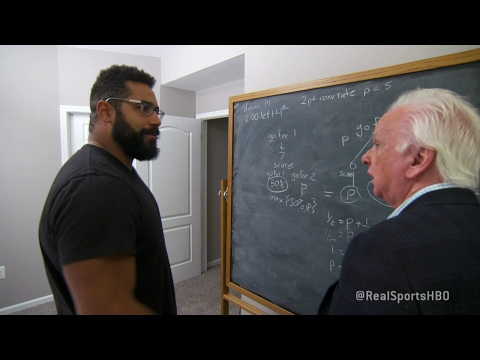 John Urschel-NFL Math Whiz: Real Sports Full Segment (HBO)