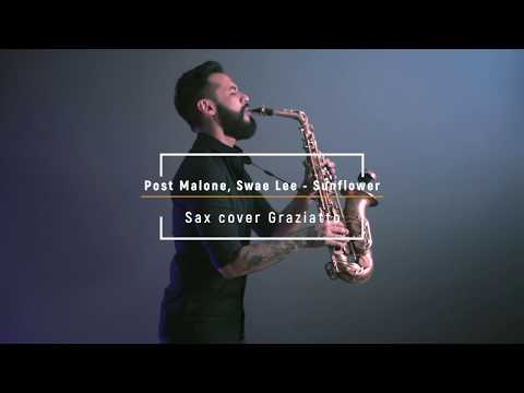 Sunflower - Post Malone, Swae Lee (sax cover Graziatto)