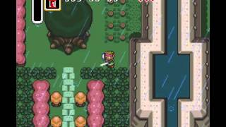 The Legend of Zelda - A Link to the Past - RetroGameNinja Plays: Legend of Zelda, The - A Link to the Past - User video