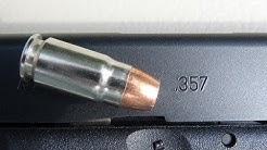 .357 SIG Speer Gold Dot Ammo Test