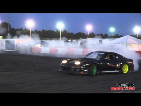 Night Drift Contest – NOPI Nationals 2014 Day-2 Video #5