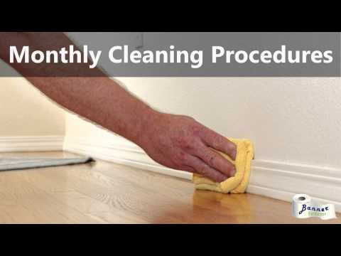 Cleaning Procedures | Janitorial Supplies And Disinfectants In Boston