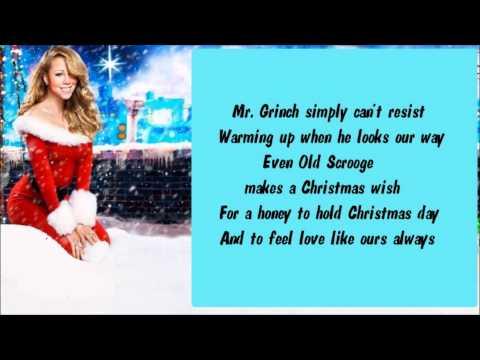 Mariah Carey  Christmas Time Is In The Air Again + Lyrics