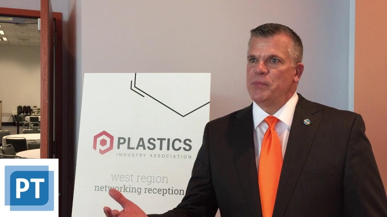 Q&A with Bill Carteaux of Plastics Industry Association