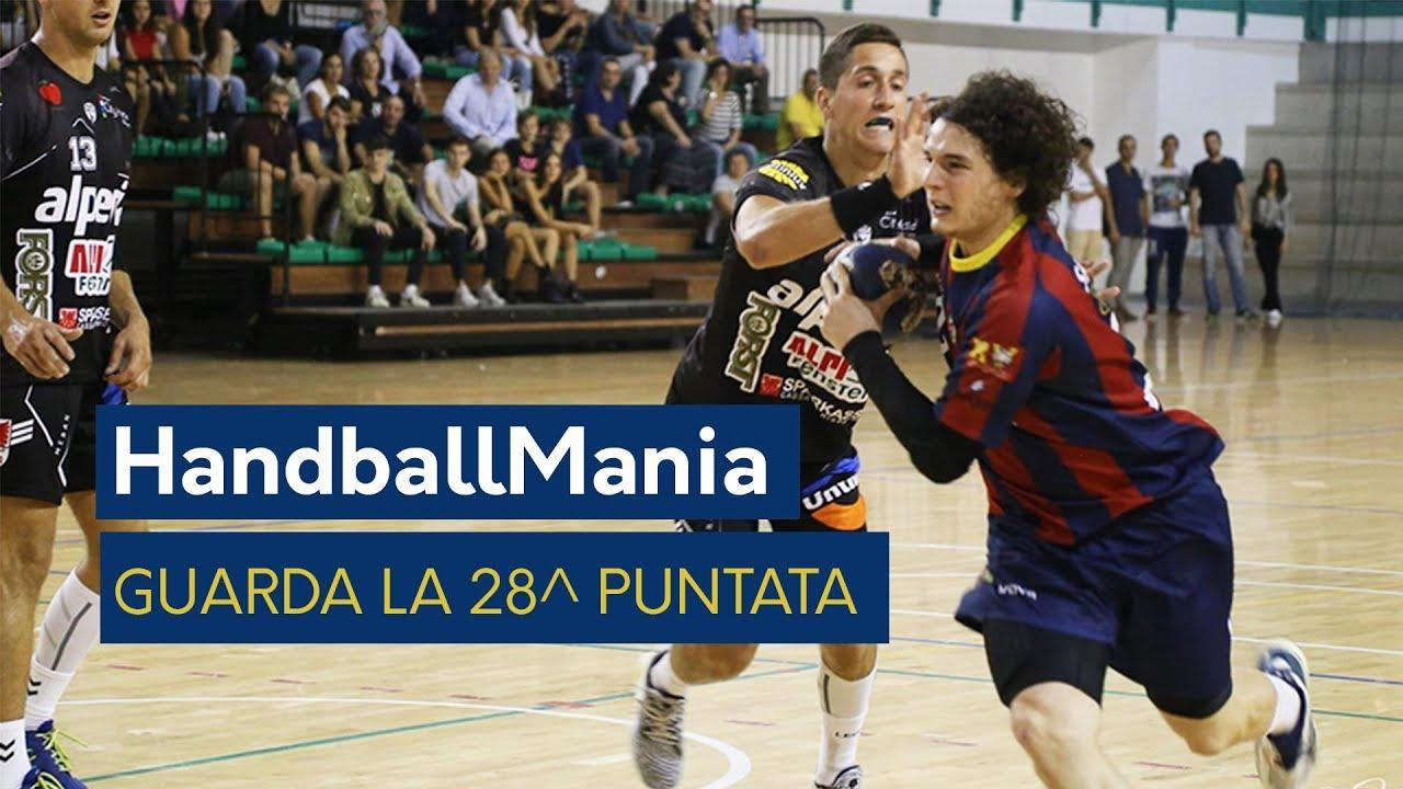 HandballMania - 28^ puntata [25 aprile]