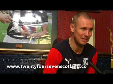 New Striker Kenny Miller explains why he signed for Dundee