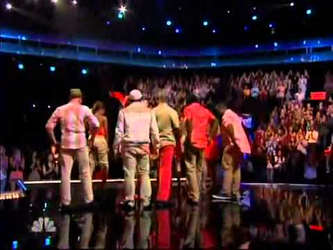 """Afro-Blue - """"American Boy"""" from The Sing-Off Season 3 - Second Performance"""