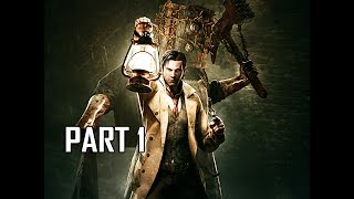 The Evil Within Walkthrough Part 1 - Intro (PC Ultra Let