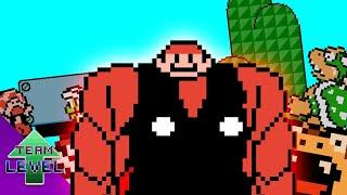 A Legit Super Mario Bros. 3 Speedrun (Parody)
