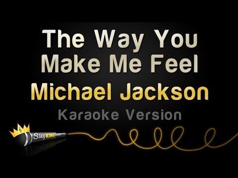 Michael Jackson - The Way You Make Me Feel (Karaoke Version)