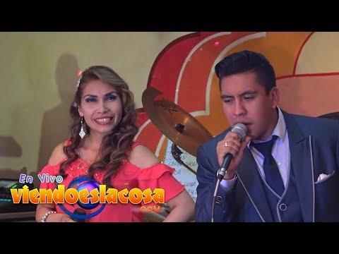 VIDEO: A FLOR DE CUMBIA - Amigos Nada Mas (Los Ángeles Azules) ¡En VIVO! - WWW.VIENDOESLACOSA.COM