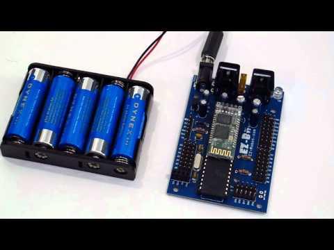 Powering your EZ-B Robot Controller