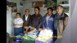 Viaje misionero PASO DEL SAPO y TAQUETREN marzo 2014