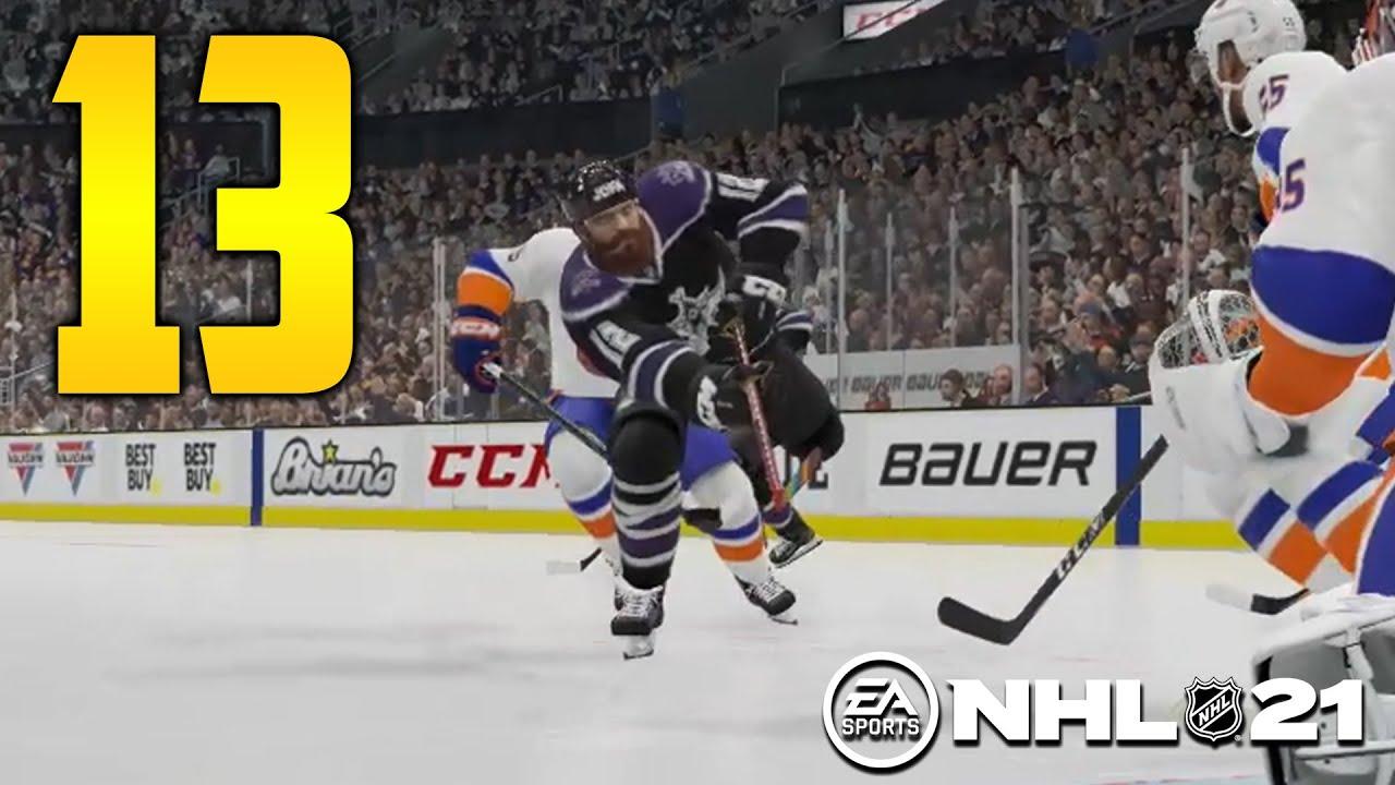"NHL 21 - Part 13 ""IT'S THE TIMETHETATMAN CUT"" (Let's Play)"