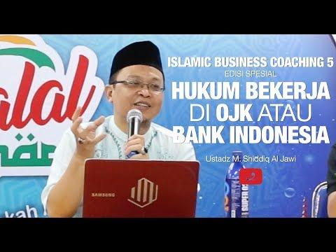 Hukum Bekerja DI OJK atau Bank Indonesia - Ustadz M. Shiddiq Al Jawi