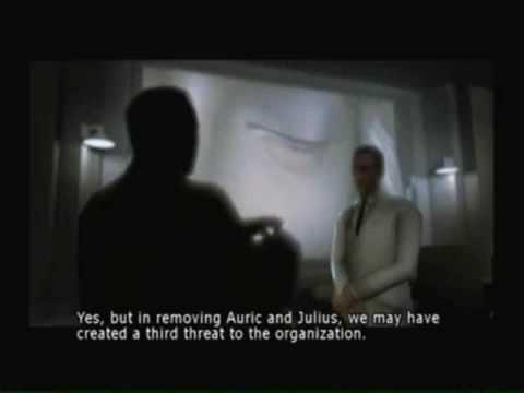 Goldeneye Rogue Agent Ending Scene