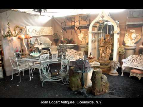 The Antique Garden and Furniture Show & Sale