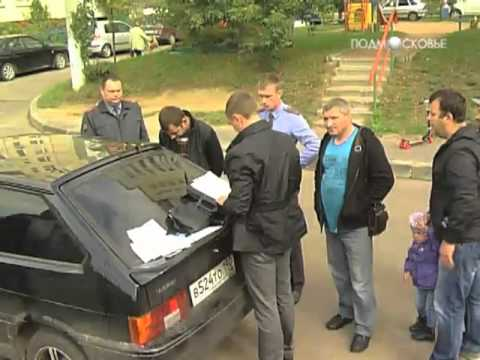 В Дзержинском задержали грабителей-рецидевистов