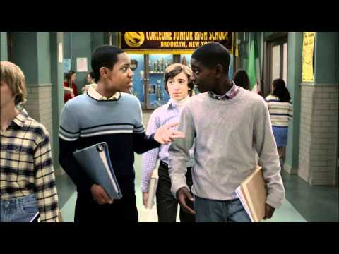 Everybody Hates Chris  Rapping!