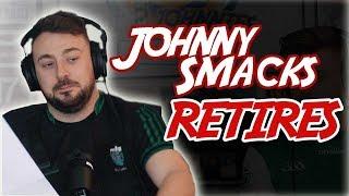 Johnny Smacks Retires!!! | The 2 Johnnies Podcast