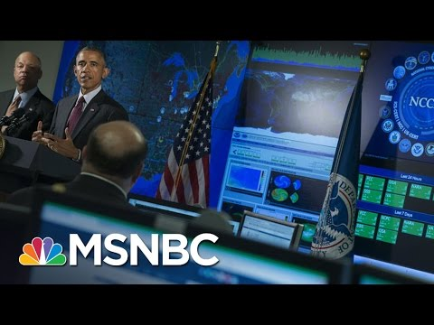 DCCC Confirms Cybersecurity Incident | MSNBC