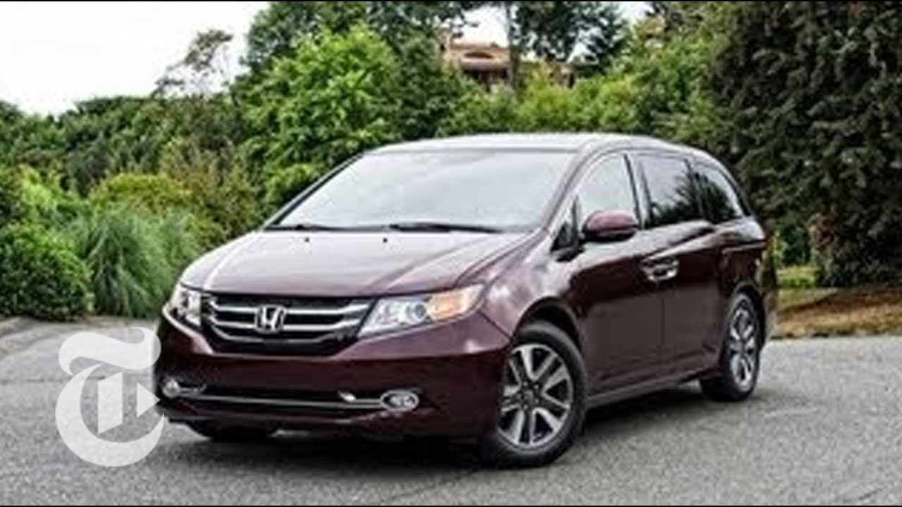Car Review 2014 Honda Odyssey  Driven  The New York Times  YouTube