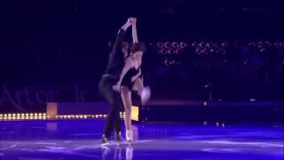 Khatia Buniatishvili   Handel Minuet in G minor   PechalatBourzat Art on Ice 2014 HD