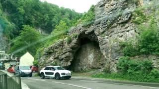 Cheddar (Somerset, UK) Gorge & Caves
