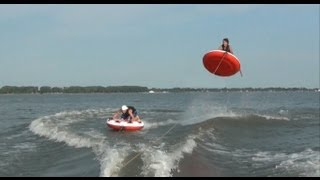 Epic Tubing Video! : Sail - Awolnation