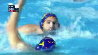 Water-Polo : World League 2020 : Serbie - Espagne (Match complet)