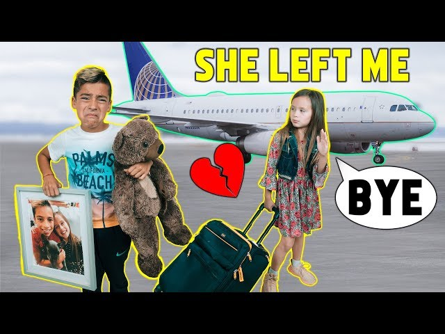 SHE LEFT ME...FOREVER!!! ???? | The Royalty Family