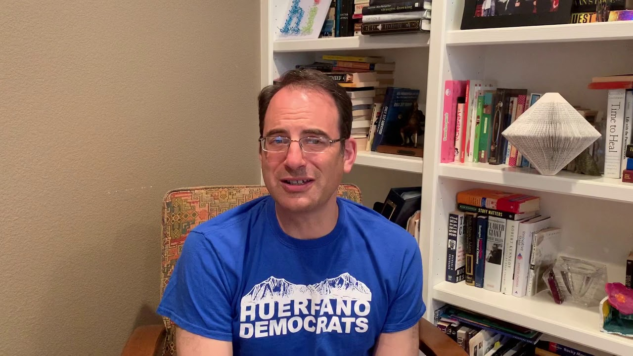 An important Video from Phil Weiser