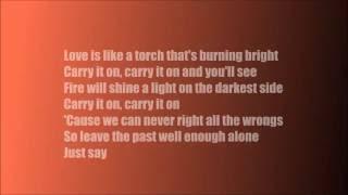 Torches Daughtry Lyrics