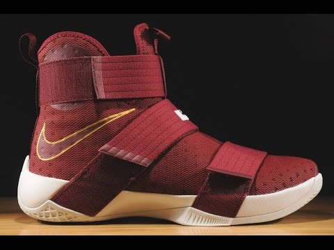 424c59b371c The Nike LeBron Soldier 10 Christ The King Works For LeBron Too ...