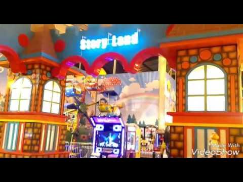 Miko Mall Kopo Bdg Jenis Permainan Di Story Land Youtube