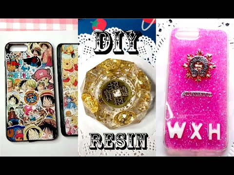 DIY Phone Case | Epoxy & Resin | Super Funny And Cute | That Will Make You Happy