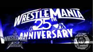 Wrestlemania 25 (Highlights) HD