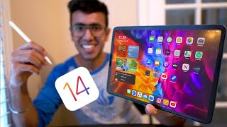 iPadOS Just Got Better for Students 🔥 iOS 14 Hands-On