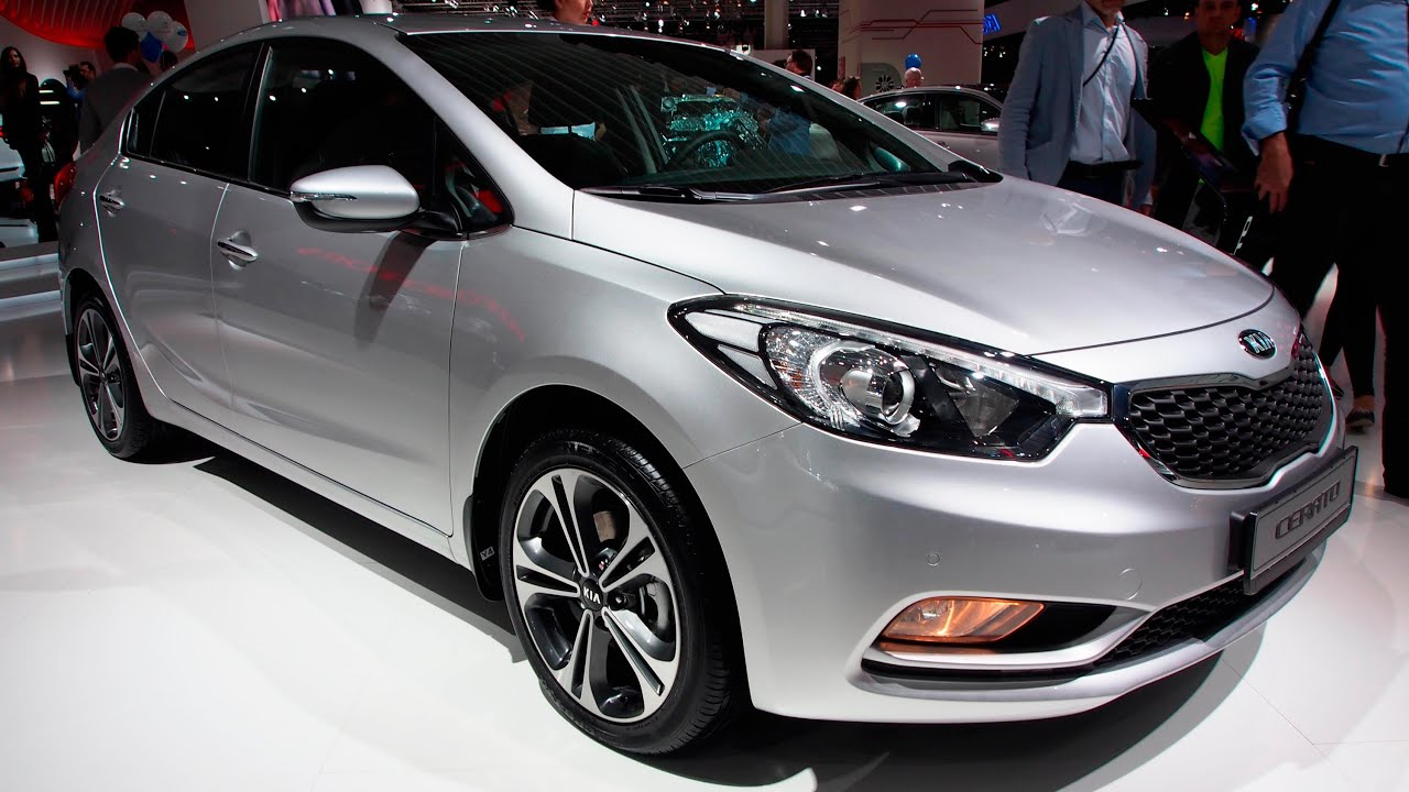 2014 Kia Cerato Premium - Exterior and Interior Walkaround ...