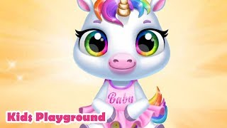 My Baby Unicorn Kids Game Play #1
