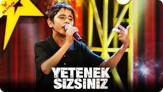 Gambar cover Depresyon Stayla Vedat'tan Arabesk Rap | Yetenek Sizsiniz Türkiye