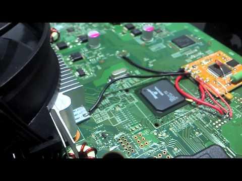 Configuração Rgh X360run Corona Xbox 360 Doovi