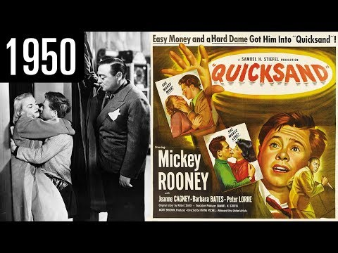 Quicksand - Full Movie - GREAT QUALITY (1950)