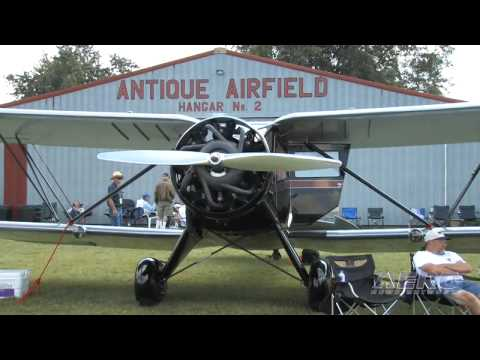 Aero-TV:  Bringing History Alive - The Antique Aircraft Association 2009